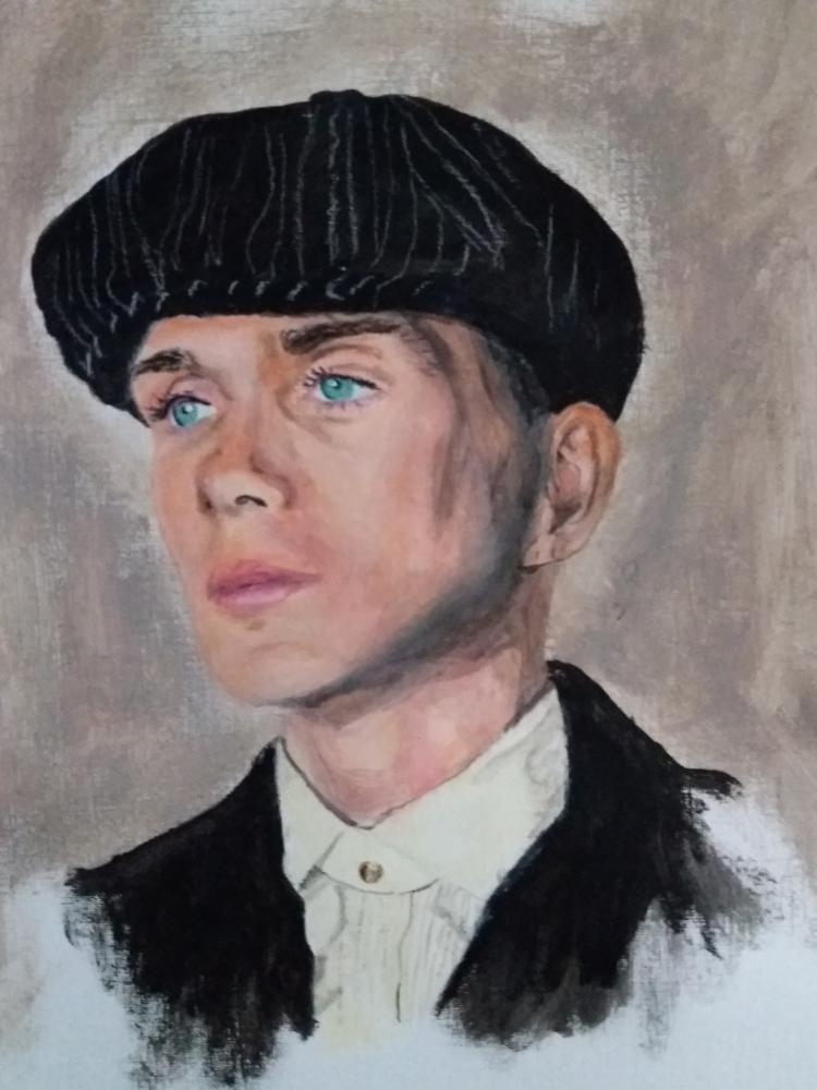 Cillian Murphy by James